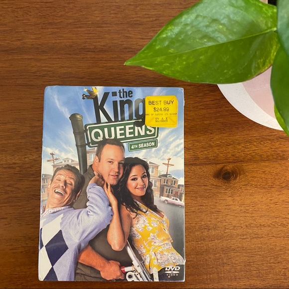The king of queens season 4